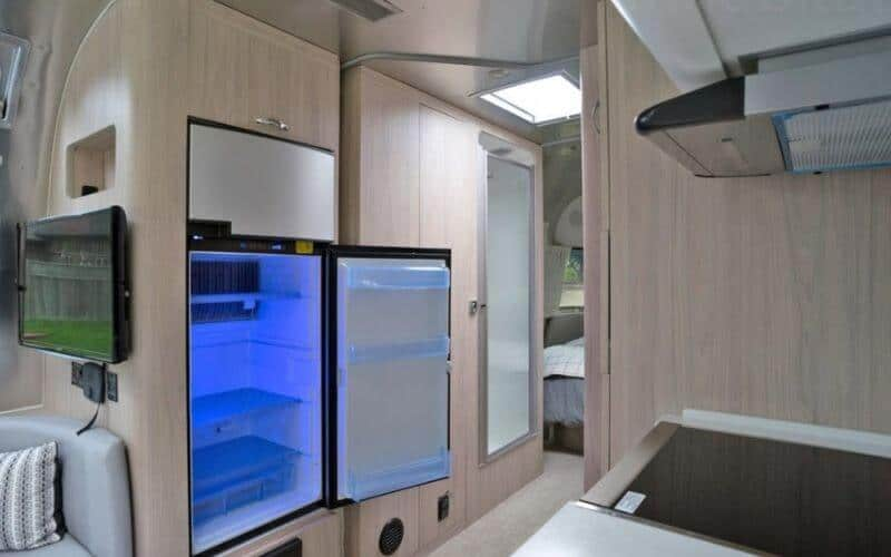 How Does An RV Refrigerator Work_ 3 Different Types Of Camper Fridge