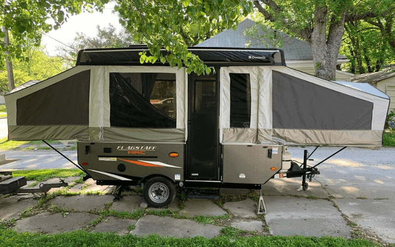 How Much Does A Pop Up Camper Weight On Average