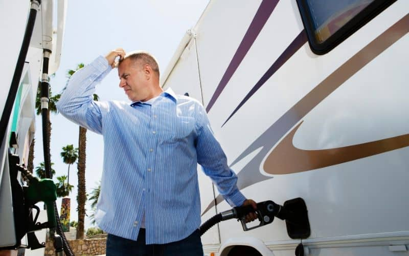 Average RV Gas Mileage_ How Many Miles Per Gallon Does An RV Get_