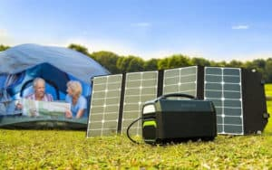 6 Best Portable Solar Generator For Rv_ Reviews 2020