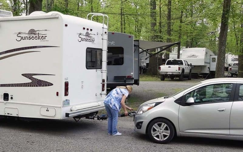 List Of Best Cars That Can Be Flat Towed Behind A Motorhome Rving Know How