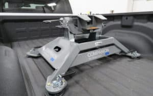 fifth wheel hitch installation cost