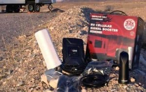 Best Cell Phone Signal Boosters For RVs
