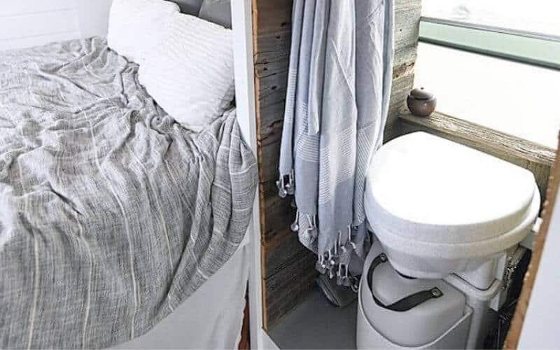 Best Composting Toilet For RVs & Campervans