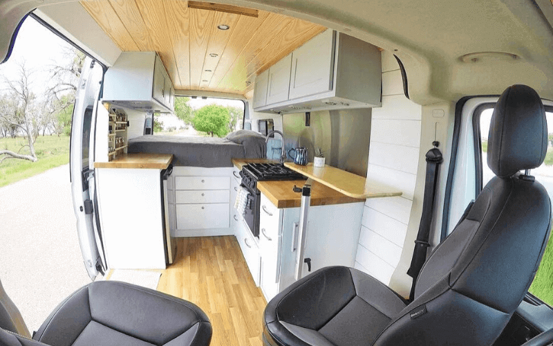 How Much Does A Sprinter Van Conversion Cost Price Breakdown