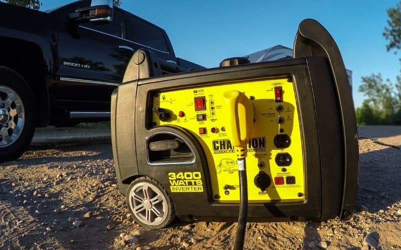 Best Portable Inverter Generators For RV