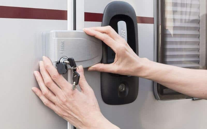 Locked Out Of Your RV_ Here's How To Unlock A Camper Door Without A Key