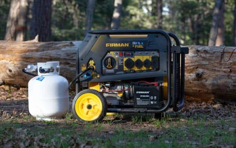 Propane Generator For RV