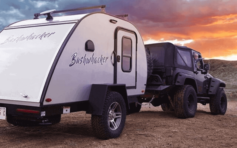 The Best Teardrop Camper With A Bathroom