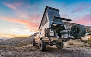 small truck campers