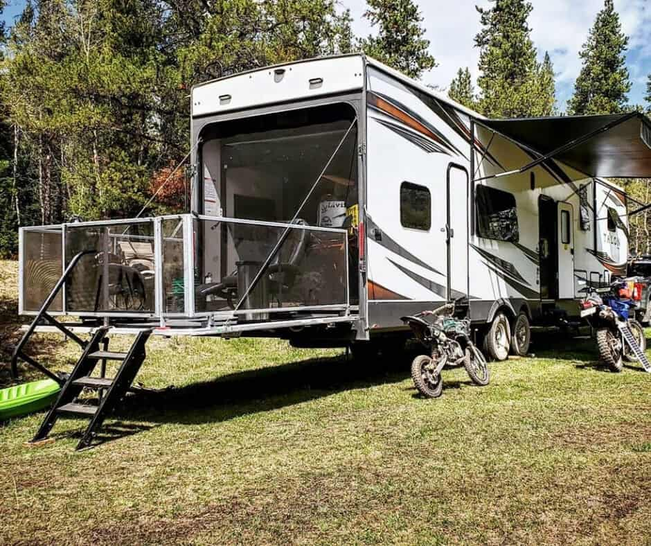 7 Amazing Fifth Wheel Floor Plans With A Side Patio Rving Know How