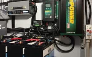 RV Converter Is Not Charging The Battery