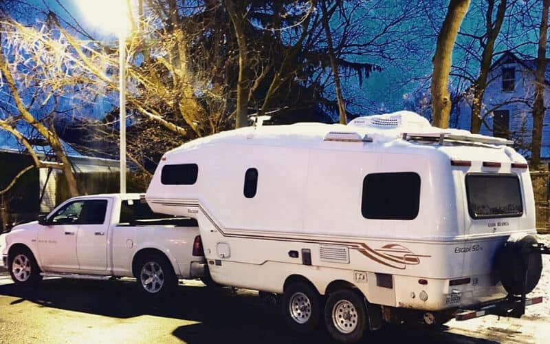 The Best 1_2 Ton Towable 5th Wheel Campers