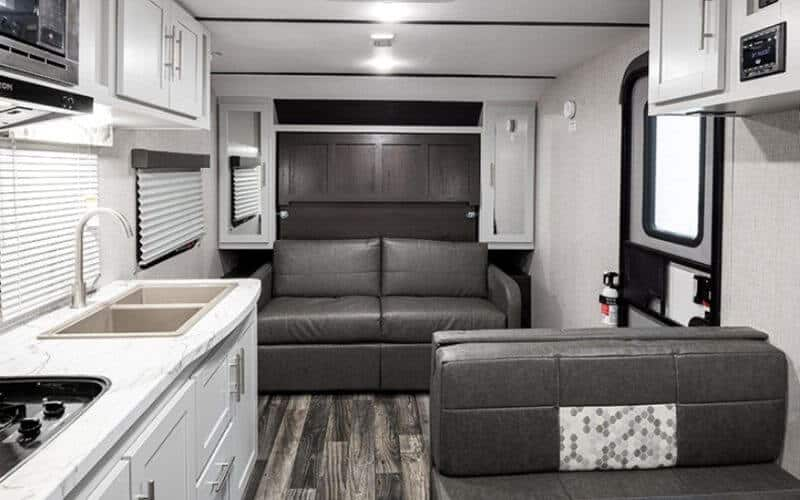 8 Excellent Travel Trailers With Murphy Beds Rving Know How