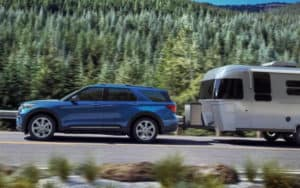 Can A Ford Explorer Tow A Travel Trailer