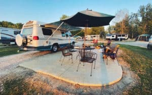 Average Cost of a KOA Campground for Your RV or Camper