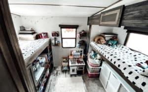 Fifth Wheel Bunkhouse Floor Plans