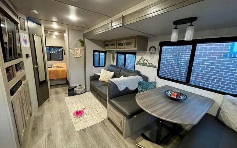 What Material Is Used To Make The Rv Interior Wall Rving Know How