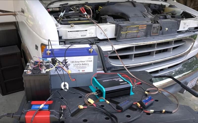 How To Charge An RV Battery From A Vehicle
