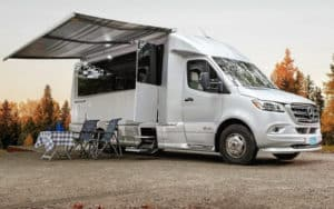 The Best Class B Motorhome With Slideouts