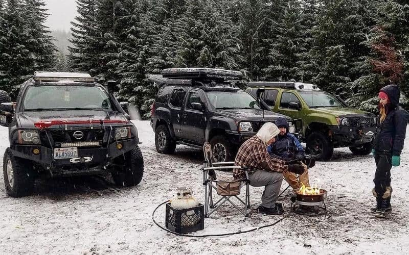 Portable Fire Pits For Camping