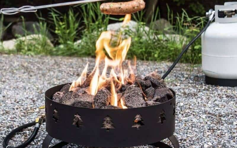 Best Portable Propane Fire Pits To Start A Campfire Wherever You Go