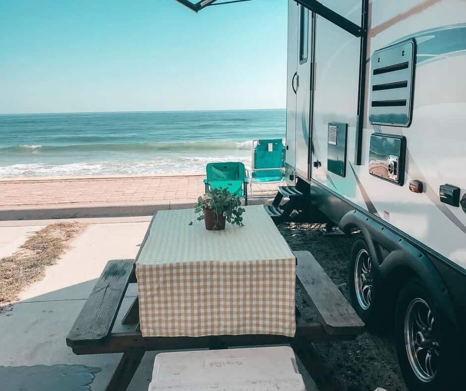 Beverly Beach Camp Town