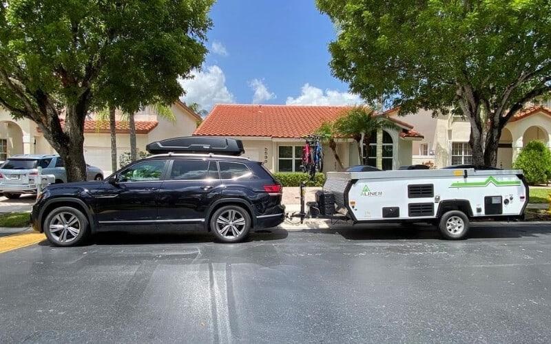 Can A Honda CRV Tow A Travel Trailer