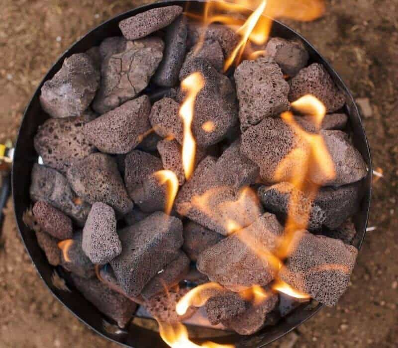 Should I Choose A Fire Pit With Fake Logs Or Lava Rocks_ (1)