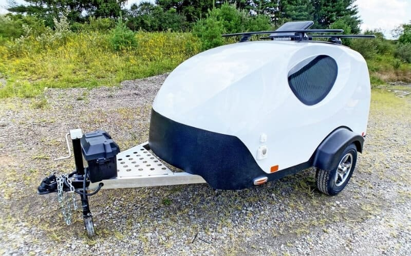 Teardrop & Micro Campers That Can Be Towed By A Honda CRV