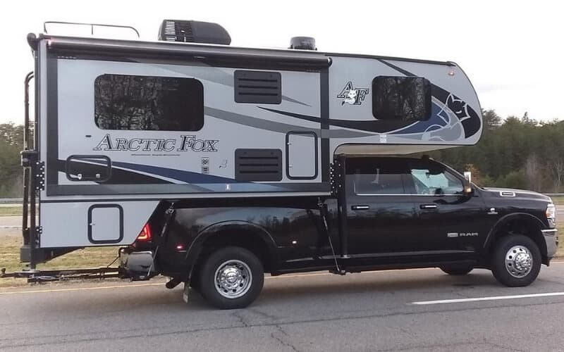 The 2020 Northwood - Arctic Fox Camper 990