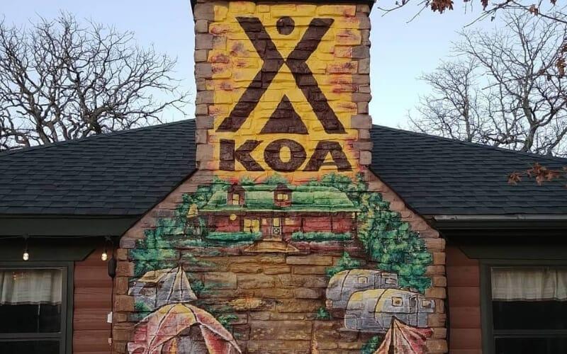 Best KOA Campground