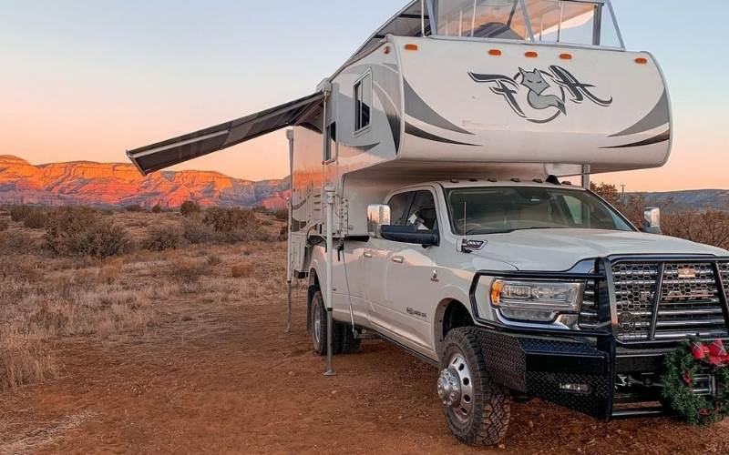 Truck Camper Cost With Example Prices