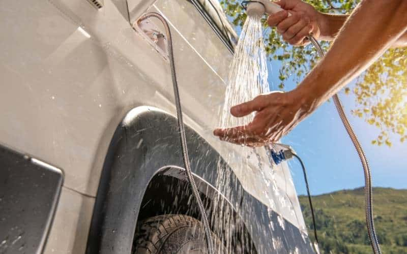 5 Alternatives To A Full Bathroom In Your RV