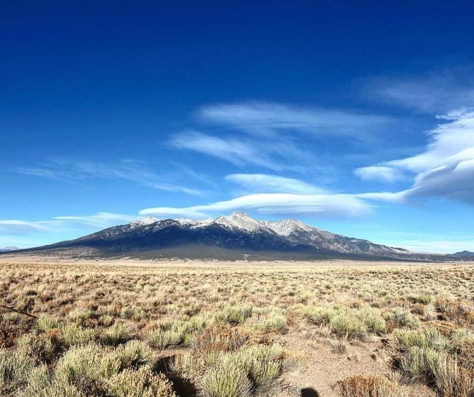 Sacred White Shell Mountain BLM – Mosca