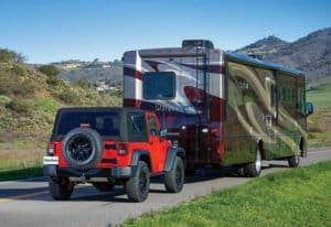 What Jeep Models Can Be Flat Towed Behind An RV