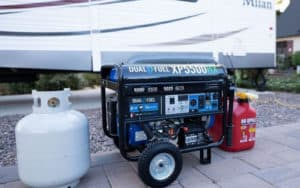 What Size Generator Is Needed To Power an RV Air Conditioner