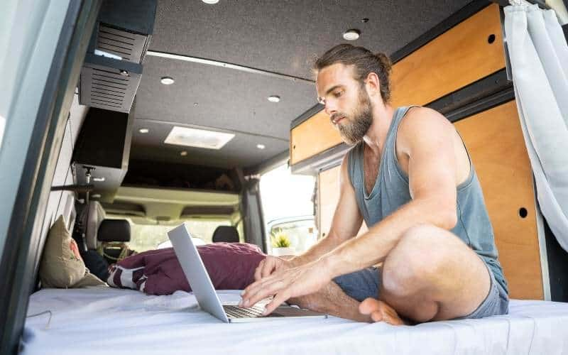 Make Money Living on the Road in an RV