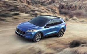 Can The 2021 Ford Escape Tow A Camper Trailer?