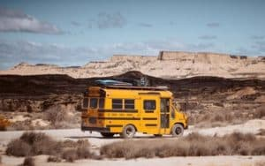 Reasons To Avoid Skoolies & Bus Conversions For Living On The Road