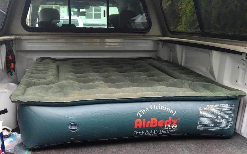Truck Bed Air Mattress
