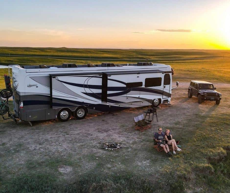 Will You RV In The Mountains