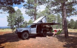 Best Places for Free Dispersed Camping in Sedona, Arizona