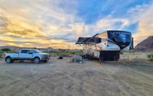 Water Saving Tips For RV Dry Camping