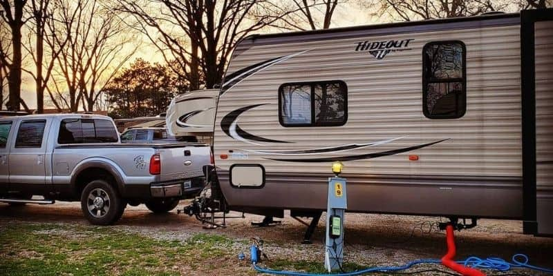 10 Amazing RV Parks And Campgrounds Near Memphis, Tennessee
