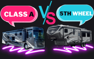12 Reasons Why We Switched From A Class A Motorhome To A 5th Wheel