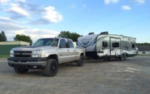 Can You Tow A Toy Hauler With A Half-Ton Pickup Truck?