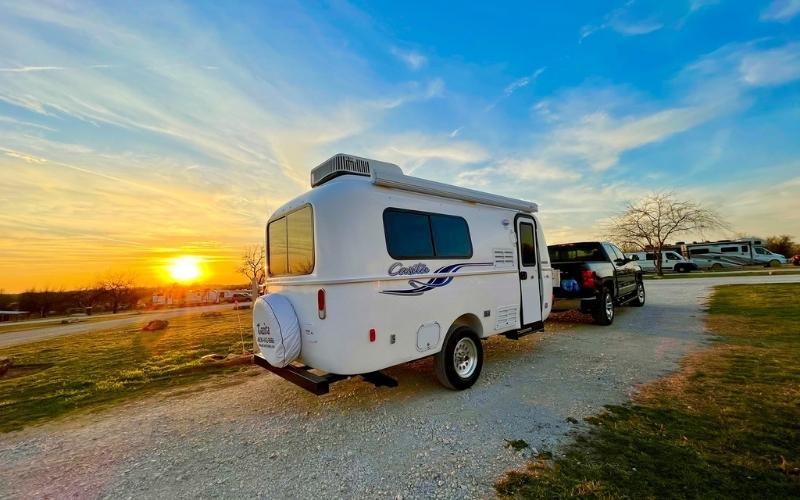 Casita Travel Trailer
