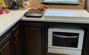 Reasons Why You (Probably) Don't Need an RV Dishwasher