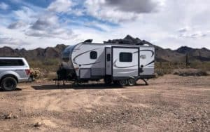 The Best Small Travel Trailer With A Slide-Out Section